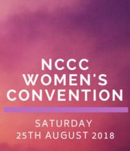 NCCC Women 2018 Talk 3
